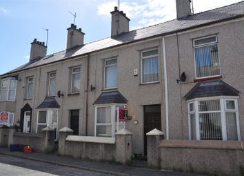 Thumbnail 2 bed property for sale in Leonard Street, Holyhead