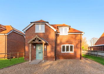 Thumbnail 4 bed detached house for sale in Deacons Lane, Hermitage, Thatcham, Berkshire