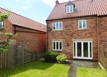 Thumbnail 4 bed town house to rent in Main Street, Styrrup, Doncaster