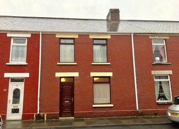 Thumbnail 3 bedroom terraced house for sale in Rees Street, Port Talbot