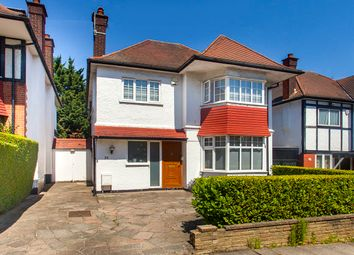 Thumbnail 3 bed detached house for sale in Haslemere Avenue, London