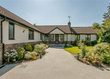 Thumbnail 4 bed country house for sale in Infield Road, Glatton, Huntingdon