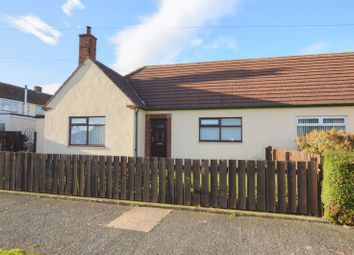 Thumbnail 2 bedroom bungalow for sale in James Street, Seahouses