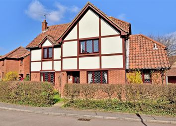 Thumbnail 4 bed detached house for sale in The Badgers, Langdon Hills, Basildon, Essex