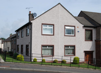 Thumbnail 3 bed flat to rent in Bawhirley Road, Greenock Unfurnished