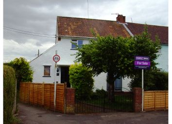 Thumbnail 3 bed semi-detached house for sale in Hardwick Road, Pill