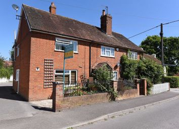 Thumbnail 2 bed end terrace house for sale in Goddards Lane, Sherfield-On-Loddon, Hook
