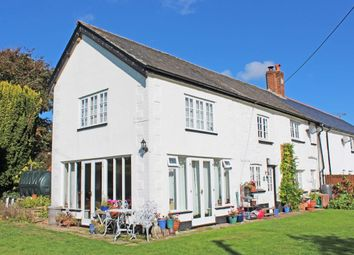 Thumbnail 3 bed semi-detached house for sale in Harcombe, Sidmouth