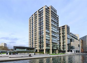 Thumbnail 3 bed flat for sale in 3 Merchant Square, Paddington, London
