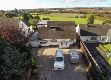 Thumbnail 3 bed detached bungalow for sale in Began Road, Old St. Mellons, Cardiff
