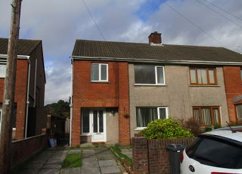 Thumbnail 3 bed semi-detached house to rent in Elmwood Road, Baglan, Port Talbot, Neath Port Talbot.