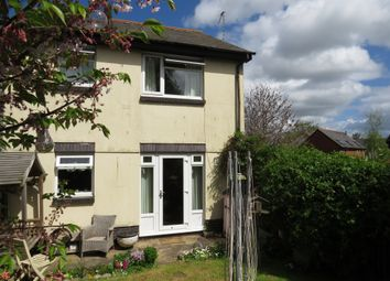 Thumbnail 1 bed end terrace house for sale in Canon Way, Alphington, Exeter