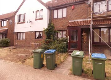 Thumbnail 2 bed terraced house to rent in Avocet Mews, London