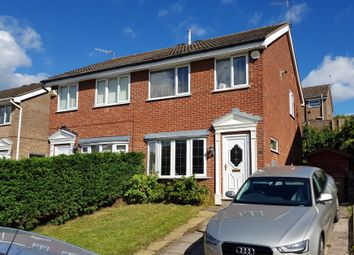 Thumbnail 3 bed semi-detached house for sale in Harington Drive, Parkhall, Stoke-On-Trent