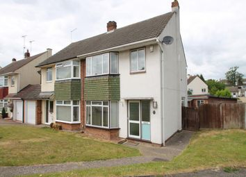 Thumbnail 3 bedroom semi-detached house to rent in Woodley, Reading