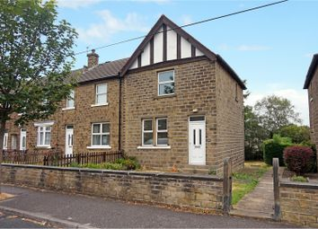 Thumbnail 2 bedroom end terrace house for sale in Brackenhall Road, Huddersfield