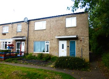Thumbnail 4 bed end terrace house for sale in Irchester Place, Ravensthorpe, Peterborough