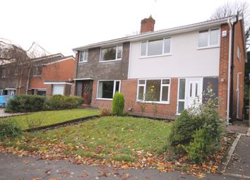Thumbnail 3 bedroom semi-detached house to rent in Shady Lane, Bromley Cross, Bolton, Lancs