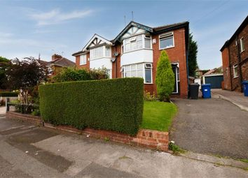 4 bed semi-detached house for sale in Agecroft Road East, Prestwich, Manchester, Lancashire M25