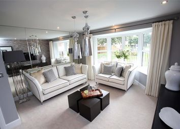 "Thumbnail 3 bed semi-detached house for sale in ""Tolkien"" at Croston Road, Farington Moss, Leyland"