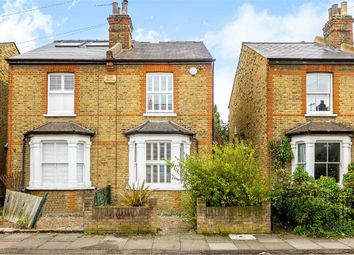 Thumbnail 3 bed semi-detached house for sale in Craven Road, Kingston Upon Thames