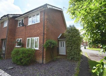 Thumbnail 1 bed terraced house to rent in Sorrells Close, Chineham, Basingstoke