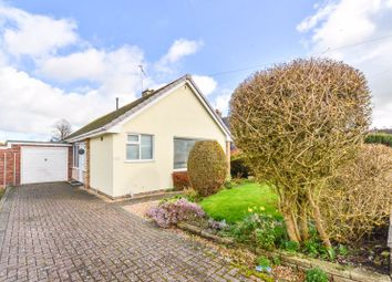 Thumbnail 2 bed bungalow for sale in Claremont Road, Eccleshall, Stafford
