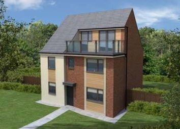 "Thumbnail 5 bed detached house for sale in ""The Harrington"" at Prendwick Avenue, Newcastle Upon Tyne"