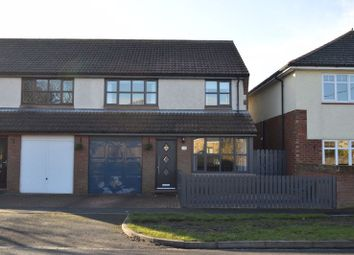 Thumbnail 3 bed semi-detached house for sale in St. Peters Place, Scremerston, Berwick-Upon-Tweed