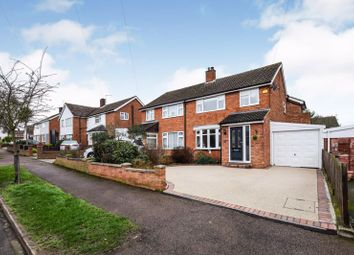 Thumbnail 3 bed property for sale in Stanhope Road, Bedford
