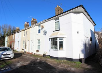 Thumbnail 2 bed end terrace house for sale in Mayers Road, Walmer