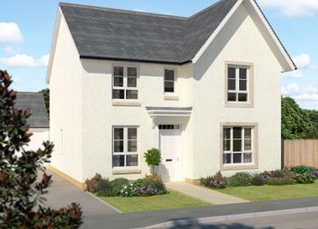 "Thumbnail 4 bed detached house for sale in ""Tantallon"" at Kildean Road, Stirling"