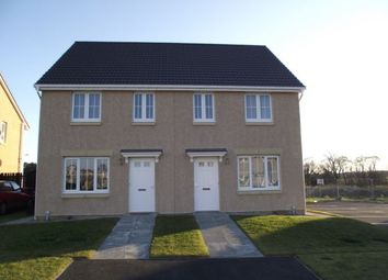Thumbnail 3 bed semi-detached house to rent in Doocot Court, Moray, Elgin