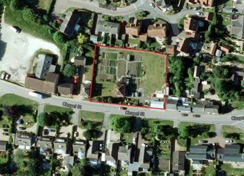 Thumbnail Land for sale in Chapel Street, Warmington, Peterborough