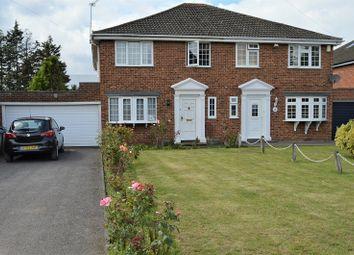 Thumbnail 5 bed semi-detached house to rent in Little Sutton Lane, Slough, Berkshire.
