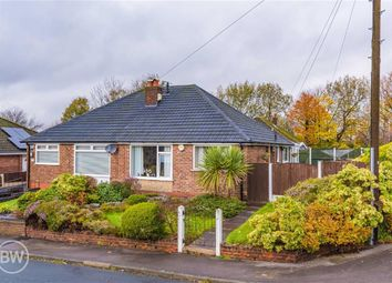 Thumbnail 2 bed semi-detached bungalow for sale in Heathfield Drive, Tyldesley, Manchester
