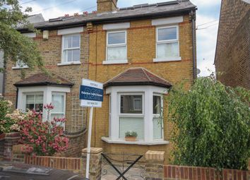 Thumbnail 3 bed semi-detached house for sale in Osterley Park View Road, London