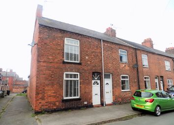 Thumbnail 2 bed terraced house for sale in Brook Street, Northwich
