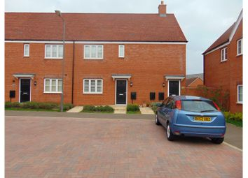 Thumbnail 2 bed flat for sale in Cardinal Drive, Aylesbury