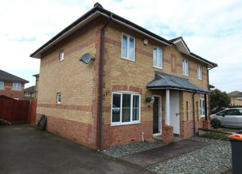 Thumbnail 3 bed property to rent in Marigold Way, Bedford
