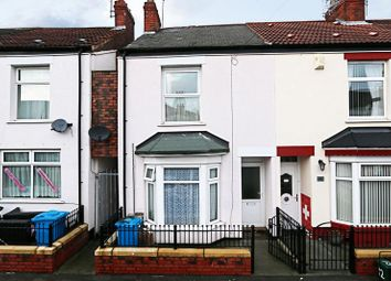Thumbnail 2 bedroom end terrace house for sale in Airlie Street, Hull