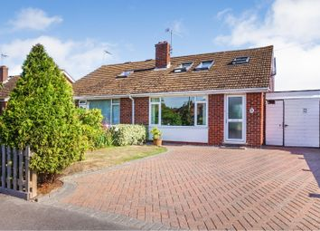 Thumbnail 3 bed semi-detached bungalow for sale in Brasenose Road, Didcot
