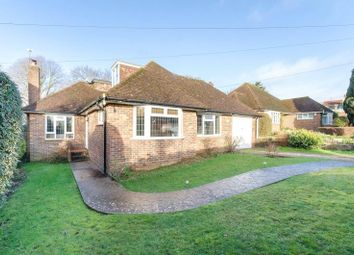 Thumbnail 4 bed detached bungalow for sale in Mill Lane, High Salvington, Worthing