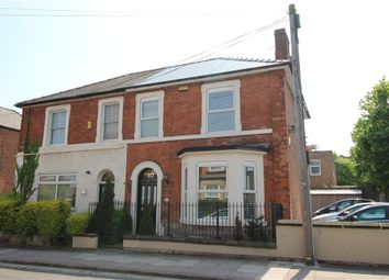 Thumbnail 3 bedroom semi-detached house for sale in Leopold Street, Derby