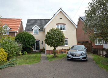 Thumbnail 4 bed detached house for sale in The Street, Norton Subcourse, Norwich, Norfolk