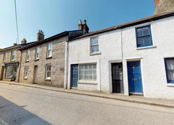 Thumbnail 2 bed terraced house for sale in Fore Street, Fore Street, St Just, Cornwall.