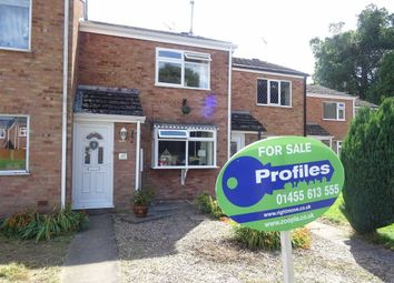 Thumbnail 2 bed town house for sale in Candle Lane, Earl Shilton, Leicester