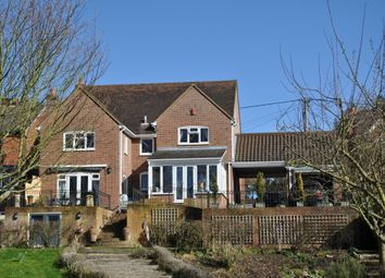 Thumbnail 4 bedroom detached house for sale in Benton Street, Hadleigh, Ipswich