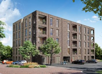 Thumbnail 2 bed flat for sale in Armstrong Road, Oxford