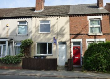 Thumbnail 2 bed terraced house to rent in Moorbridge Lane, Stapleford, Nottingham